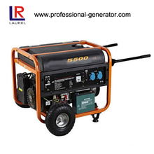 Soundproof Portable Gasoline Generators with 4-Stroke Output Type