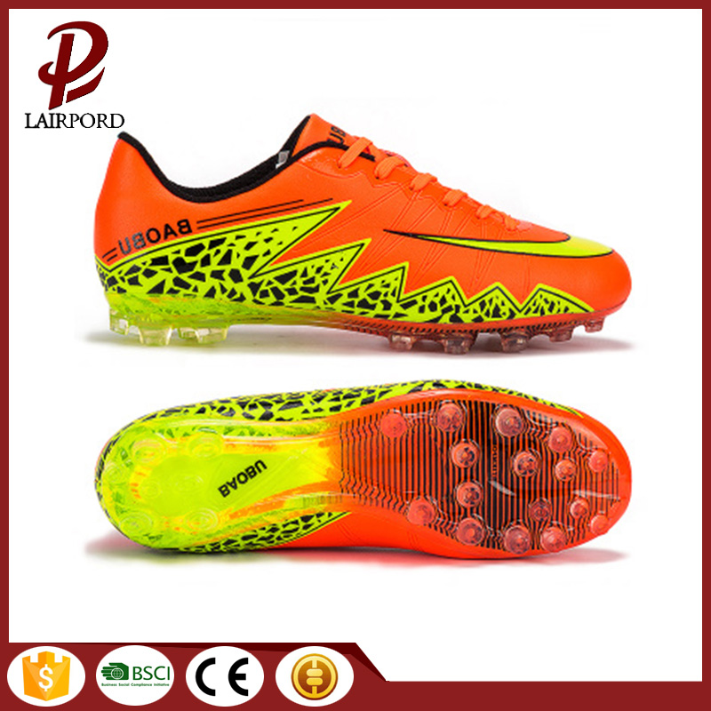 newest comfortable football outdoor soccer shoes shoes