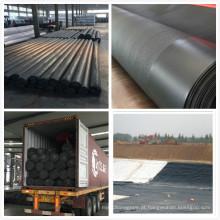 Highpond Liner, HDPE Geomembrana para Projeto de Aterro Sanitário
