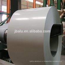 сплав 3003 3105 горячекатаная цвет PVDF покрытием алюминиевой катушки для настилать крышу