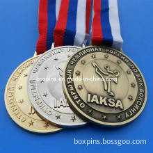Sports Meeting Different Plating Medals and Medallions
