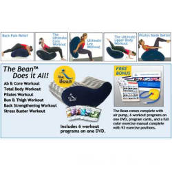 The bean exerciser instructions.