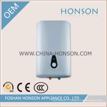 Chauffe-eau électrique de tête de douche de vente chaude Kvt129p