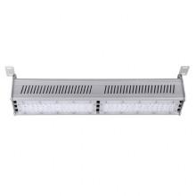Nova Inovador Ce RoHS IP65 100 W Suspensão Linear LED Highbay LED Luz Pingente de Alta Luz Da Baía Ao Ar Livre