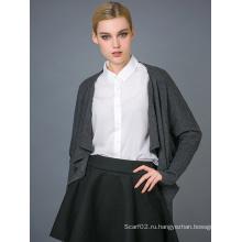 Женская мода кашемир Blend Sweater 17brpv103