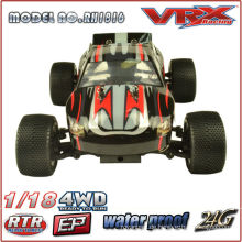 Mini high Speed 4 X 4 RC Elektroauto