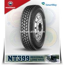 De Bonne Qualité pneu de camion résistant 295 / 75r22.5