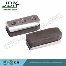 Larga vida de molienda Diamond Metal Fickerts para granito