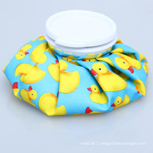 Medical Cloth Ice Bag with Bright Color