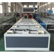 Machine de belling de tuyau de PVC en plastique de haute performance