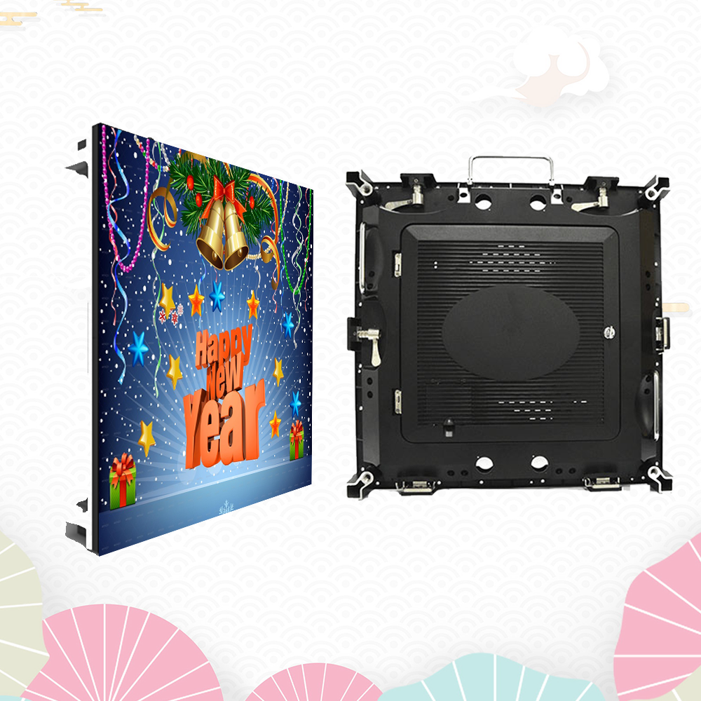 Die Casting Aluminum HD LED video wall screen