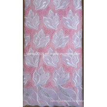 High Quality Swiss Voile Lace (82024)