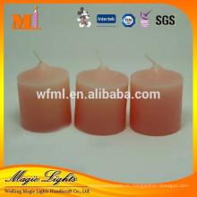 Nuevo producto profesional personalizado popular Único excelente velas altas del pilar