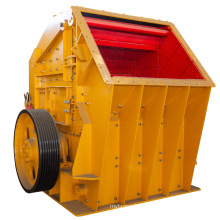 Secondary Crusher/Impact Crusher for Limestone, Marble Stone, Construction Waste Crushing Plant