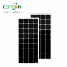 Espeon Accueil Fournitures 18V 80W petite taille étroite lampe panneau solaire
