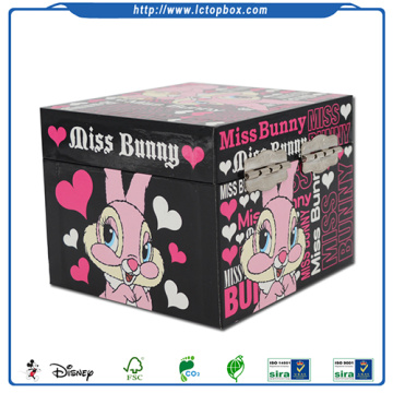 Hot sale cute decorative handmade gift box