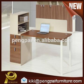 Modern Manager Desk With Aluminium Frame
