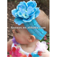 Kids crochet headband