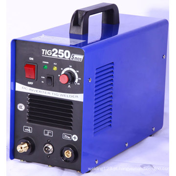 DC Inverter TIG MOS soldador / solda TIG250s
