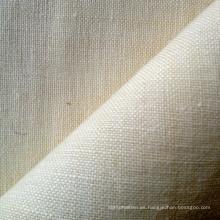 Nueva llegada de cáñamo / lana de tela plana (QF13-0140)
