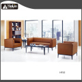 PU Leather Luxury Hotel Lounge Office Sofa