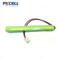 PKCELL A 2200mah recarregável nimh bateria com 3.6 v