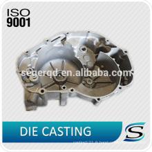 L'aluminium ISO9001 couvre la couverture de moteur de pièces de moulage mécanique sous pression