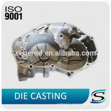 ISO9001 Aluminium Die Casting Parts Engine Cover