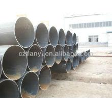 Tubo de aço espiral galvanizado a quente