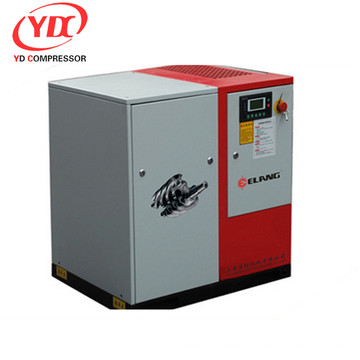 Compressor de ar do parafuso do excitador do acoplamento do eixo de YDERC-60SA / W