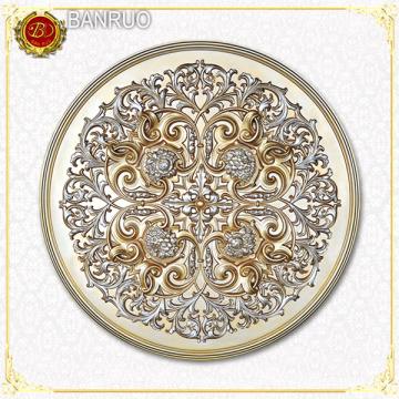 Banruo Lámpara de techo de lujo artístico de la lámpara