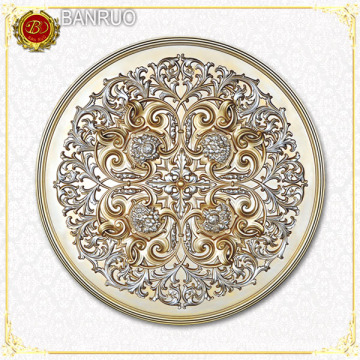 Banruo Luxurious Artistic Ceiling Lamp Plate