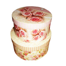 Handmade Christamas Gift Box with Customized Logo