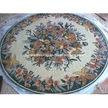 Мозаичная мозаика из мраморного камня (ST112)