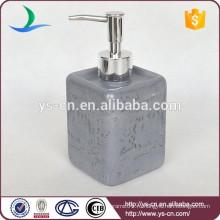 Роскошная мраморная дозатор для керамических лосьонов