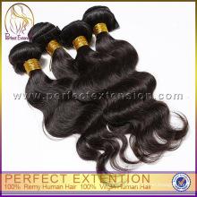 aliado de cabelo expresso, onda do corpo cabelo virgem malaio