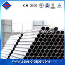 Alibaba express wholesale factory price black carbon steel erw pipe