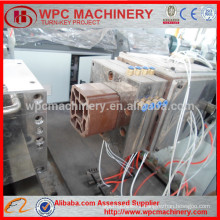Wood plastic composite WPC machine Decking,floor,pallet proifle making machine