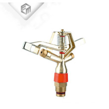 Agricultural zinc alloy long range garden irrigation water sprinkler