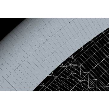 Paneles de techo de paneles de nido de abeja de aluminio