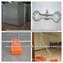 Soldado galvanizado Temporary pool sround Fence