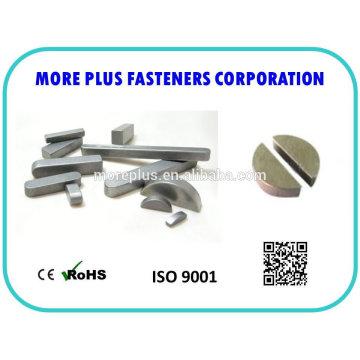 DIN 6888 Woodruff Key