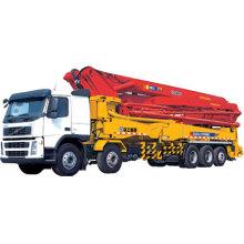 Camión de la bomba concreta de 47 toneladas XCMG, bomba concreta del camión
