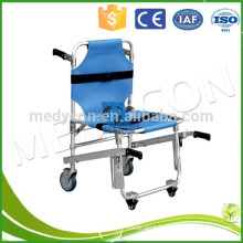 Emergency Aluminum Alloy Stair Stretcher with Armrest