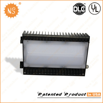 Dlc UL (E478737) 60W Remplacer 120W Metal Halide Wall Pack Light
