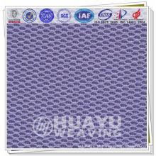 674 tecido de malha de ar tecido de malha de fluxo de ar respirável alta