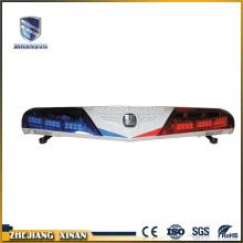 Barra luminosa dello stroboscopio del tetto del veicolo della polizia antincendio dell'ambulanza