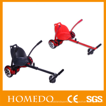 Ajuster 8 pouces deux roues hoverboard go kart hover kart acheter