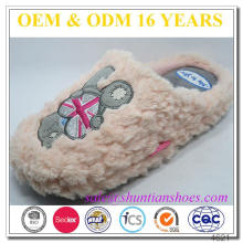Latest Arrival Woman Slippers Designs Made In China