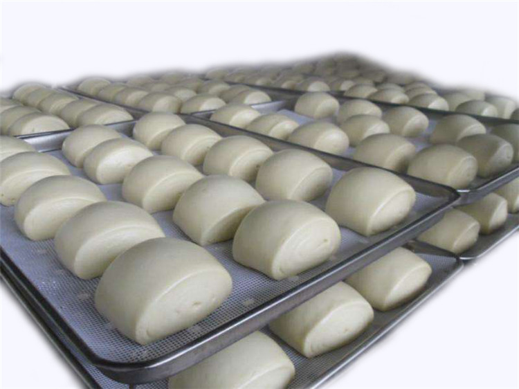 Square Steamed Bread Plate Machine
